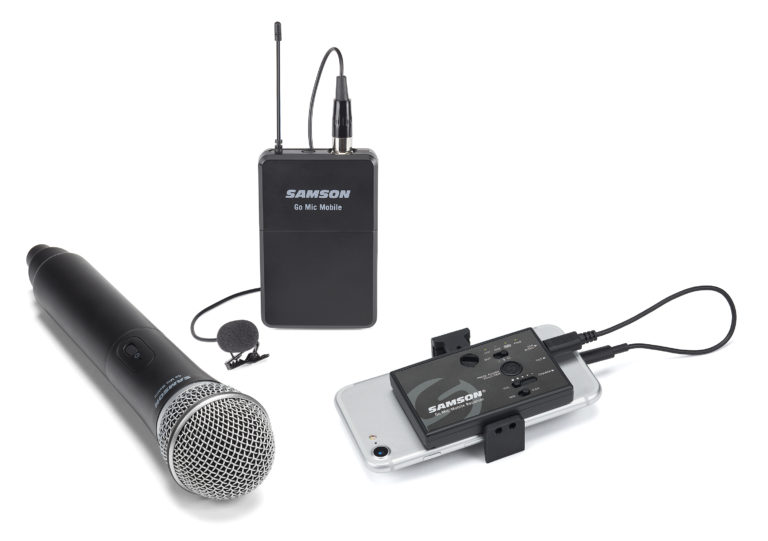 Go Mic Mobile Components