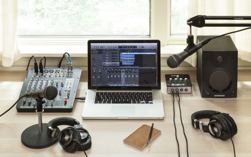 The Podcast Studio