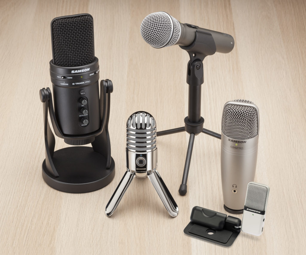 USB Mics Hero