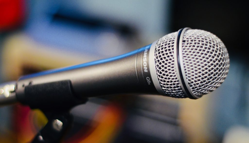 Getting A Professional Broadcast Sound For Your Podcast Samson Blog