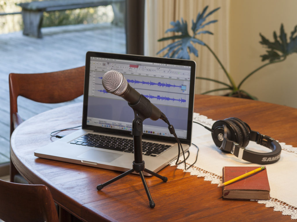 Q2U Recording and Podcasting Microphone