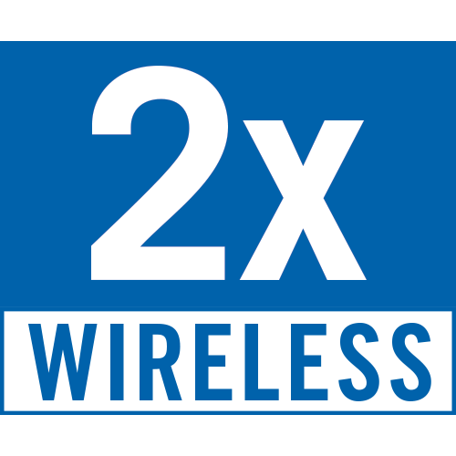 2x Wireless Icon
